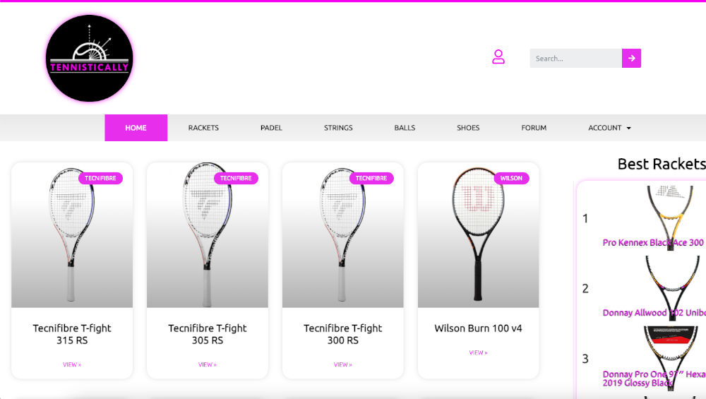 tennistically